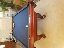 Olhausen pool table in Camp Pendleton, California