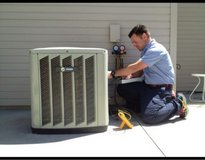 Air conditioning service and repair in Riverside, California