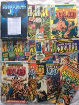 Comics: WARLORD of Mars in Warner Robins, Georgia