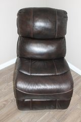 Leather Chair now available! Perfect for a gamer! in CyFair, Texas