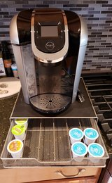 Keurig 2.0 and pod tray in Wheaton, Illinois