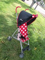 Disney Minnie Mouse stroller in Alamogordo, New Mexico