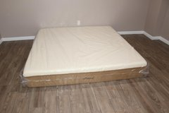 King Size Mattress- Comfort-Pedic Natural in Spring, Texas