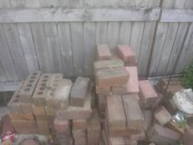 Bricks in Plainfield, Illinois