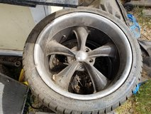5 lug wheels and tires in Vacaville, California
