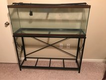 50 Gallon Aquarium with Stand in Kingwood, Texas