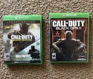 Xbox one games in Barstow, California