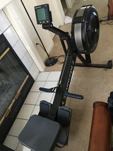 Concept 2D Rowing Machine-GREAT condition in Travis AFB, California