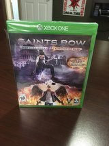 Saints Row IV Re-Elected and Gat Out of Hell Xbox One Brand New in Bolingbrook, Illinois