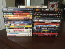 Various DVD's in Lockport, Illinois