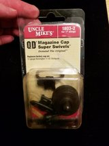 "Uncle Mike's magazine cap super swivels #1803-2 for 1"" slings in Fort Campbell, Kentucky"