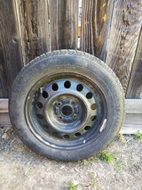 Toyota spare tire 4 lug in Travis AFB, California