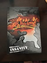 complete dvd set insanity workout plan in Okinawa, Japan