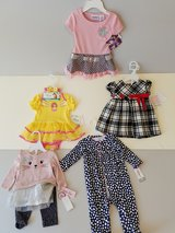 Baby Girl clothes (all new) 3-9 mos in Okinawa, Japan
