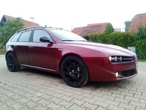 Alfa 159 Q4 2.4 JTDM AWD 4WD with DPF station in Ansbach, Germany