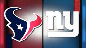 (2) Texans vs NY Giants Tickets- 9/23- Section 546, Row F- MOBILE TICKETS in Spring, Texas