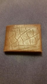 Cowhide Bifold Wallet Meeker Brand in Fort Leonard Wood, Missouri