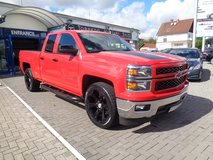 2015 CHEVROLET SIVERADO LT EXT in Ramstein, Germany