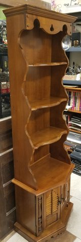 Narrow Rock Maple Display Shelf in Fort Leonard Wood, Missouri