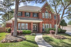 FOR SALE - KINGWOOD - 5 Bedroom classy 2-st. w/POOL/SPA, 3 CAR garage on 1/3 ac, in Houston, Texas
