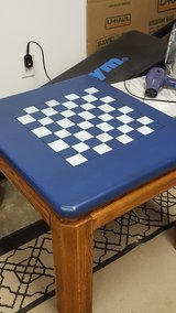 Checker board in Fort Campbell, Kentucky