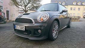 2012 Mini John Cooper Works in Spangdahlem, Germany