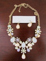 Pastel Necklace & Earrings in Naperville, Illinois
