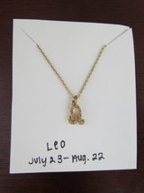 Leo Necklace in Glendale Heights, Illinois