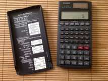 Casio FX-115W Scientific Calculator in Stuttgart, GE