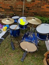 Kids drum set in Warner Robins, Georgia
