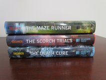 The Maze Runner Books in Chicago, Illinois