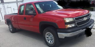 2007 Chevrolet Silverado in Lockport, Illinois