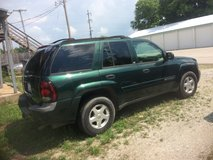 2002 Chevrolet Trailblazer in Lockport, Illinois