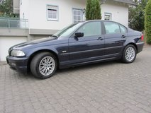BMW 318 i, A/C, brand new POV inspection, Model 2001, manual in Ramstein, Germany