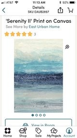 Canvas Print Picture in Westmont, Illinois