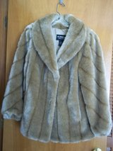 Misses' faux fur jacket in Moody AFB, Georgia