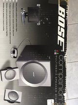 Bose desk/media speaker in Ramstein, Germany