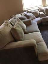 Ashley Furniture Sectional Sofa Set in Fort Bliss, Texas
