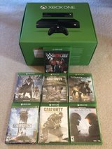 Xbox One With Games in Perry, Georgia