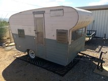 1961 Scottsman Travel Trailer in Yucca Valley, California