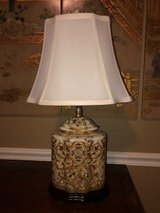 Porcelain Table Lamp in Westmont, Illinois