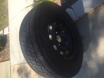 Truck tire in Lockport, Illinois
