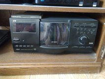 200 disc CD player, JVC in Alamogordo, New Mexico