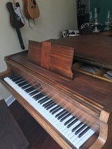 1930s Wurlitzer Baby Grand piano in Kingwood, Texas