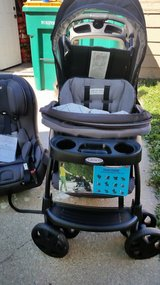 Graco Stand and Ride Double Stroller in Orland Park, Illinois