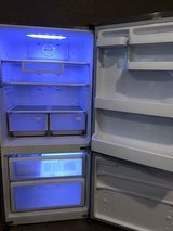 Samsung stainless refrigerator in Kingwood, Texas