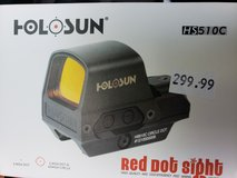 Holosun red dot sight in Fort Belvoir, Virginia