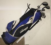 Linksman Golf Clubs and Caddy great deal!! in Spring, Texas