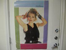 Vintage Madonna Boy Toy Poster-Rare in Houston, Texas