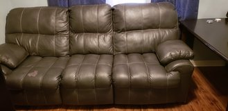 Leather Couch in DeRidder, Louisiana